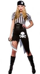 Shipwrecked Pirate Costume (SF0147)